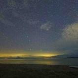 『【怪奇】沖縄の離島でなぞの発光現象相次ぐ』の画像