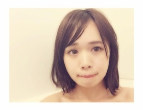 【画像あり】元HKT菅本裕子さんが入浴中の裸の写真をうp
