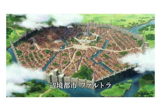 【画像】なろうの町、全部同じ
