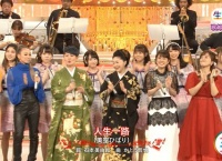 【AKB48】うたコン「人生一路」「ロマンス」キャプチャなどまとめ!
