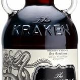 『【新商品】伝説の怪物クラーケンに襲われた闇の液体・・・「クラーケン ブラック スパイスド ラム」』の画像