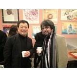 『集まってくれた人や金田さんとの写真 12月20日』の画像