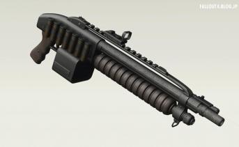 Catalyst AAS Shotgun