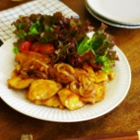 『鶏胸肉の生姜焼き【クックパッドアンバサダー2021】【レシピ2076】』の画像