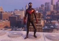 『スパイダーマン:マイルズ・モラレス』新スーツ「Advanced Tech」最新アップデートで配信!