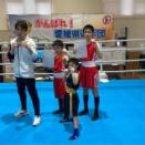 第8回全日本UJボクシング王座決定戦 愛媛県予選‼︎