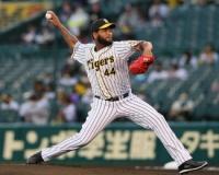 【阪神】アルカンタラ「球を低めに集めることが大切」 長打警戒オリックス戦