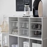 『【DIY女子】カラーボックスがオシャレ~なキッチン収納家具に変身♪ 1/2』の画像