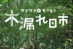森の中で『木漏れ日市』っていう手作り市がある!~6/22(日)に星田の妙見宮の山手の方で開催~