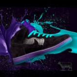 『楽天で NIKE SB × BLACKSHEEP DUNK SB Hi 'Black Grape'予約開始中』の画像