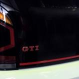 『up! GTI への maniacs GTI COLOR ステッカーの適合確認』の画像