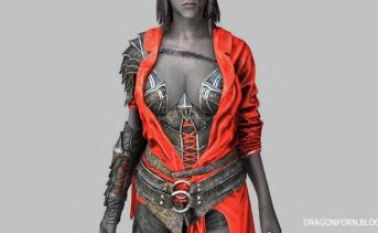 Crimson Twilight Armor