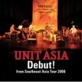 リーダーアルバム:ユニット・アジア「DEBUT ! 」