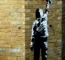 暇つぶしにイギリスの画家バンクシーの画像貼ってく