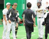 阪神ガルシア「アー!」「ウー!」元気に54球