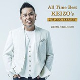 『CD Review:中西圭三「All Time Best〜KEIZO's 25th ANNIVERSARY〜」』の画像