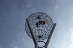 スタードーム。その壮大な名前に負けず劣らない『オブジェ』がその敷地内にある!