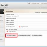 『中国で動作するHMA VPNを使う2』の画像