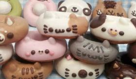 【日本のお菓子】    日本の 萌える動物ドーナツが めちゃくちゃ可愛くてヤバイ!!!!!    海外の反応