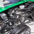 ケータハム セブン  スズキ660CCエンジンで登場