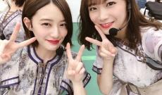 【乃木坂46】秋元真夏と中田花奈が仲良しすぎる!