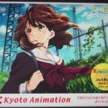 『響け!ユーフォニアムの駅広告』の画像