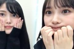 与田と久保って明らかに不仲っぽくてSHOWROOM見ててヒヤヒヤする【乃木坂46】