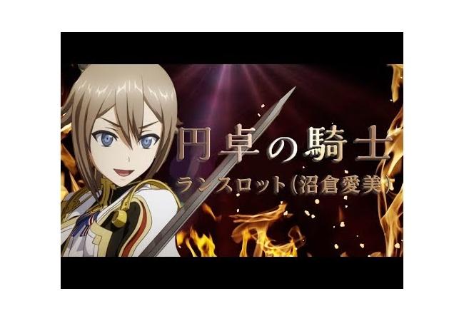 【新サクラ大戦】ランスロット(沼倉愛美)「円卓の騎士」ミュージックビデオが公開される!!!!!