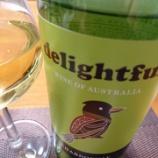 『ワライカワセミのラベルが可愛いオーストラリアワイン~Delightful Cabernet Sauvignon(デライトフル カベルネ・ソーヴィニヨン)』の画像