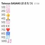 (゚∀゚)o彡 sasata299's blog