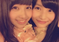 【AKB48】大和田南那と福岡聖菜の菩薩顔www