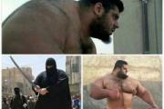 【超絶悲報】ISISに化物の恵体が存在した