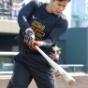 阪神ドラ4遠藤、近本から「裸の打撃教室」受ける