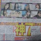 『超速報!!!AKB48 神7らOG続々参加のリモート新曲『離れていても』発売決定!!!!!!』の画像