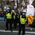 巨大なコロナウイルス対策反対デモが22時間前にロンドンで起こった