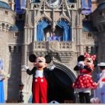 Suitcase and Disney