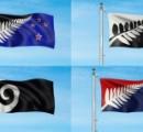 【画像】ニュージーランドの新国旗最終案4つ 脱イギリス国旗