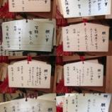 『【乃木坂46】今回セブンCMに出演していないメンバーが4月に乃木神社で絵馬を書いていたメンバーだったという事実・・・』の画像