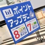 『【毎週水曜日】三井ショッピングパークカード、ポイントアップ!【100円ごとに最大8ポイント!】』の画像