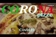 フランスTVさん、ピザに緑のたんを吐き「これがイタリアカラーのピザ、コロナピザ」と言うCMを流し炎上