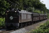 『2016/7/23運転 旧型客車かもしか号』の画像