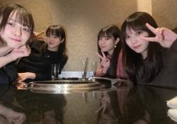 【乃木坂46】与田祐希ちゃんお食事会、みり愛ちゃんがいるように見える・・・www