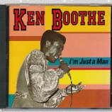 『Ken Boothe「I'm Just A Man」』の画像