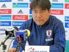 【U23日本代表】メキシコ戦を控えて手倉森監督「守備して守備して守備して攻撃して、守って守って守って攻めることになる」