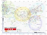 【悲報】山口百恵の再来である欅坂46平手が乃木坂の生田や西野より認知されていない