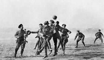 【WW1】祖国の為に命を賭けて戦うんや!(まあクリスマスまでには帰れるやろ)