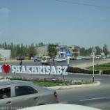 『ウズベキスタン旅行記35 ティムールの故郷!世界遺産のシャフリサブスのドルッサオダット建築群でティームの棺を見る』の画像