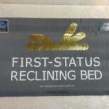 『【セール ベッド売場改装投売セール 2012夏】フランスベッドの最高級リクライニングベッド・ファーストステイタス・RW-037・D』の画像