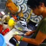 『【海外で自炊】ウズベキスタンで作った自炊ご飯!【グルめし番外編】』の画像