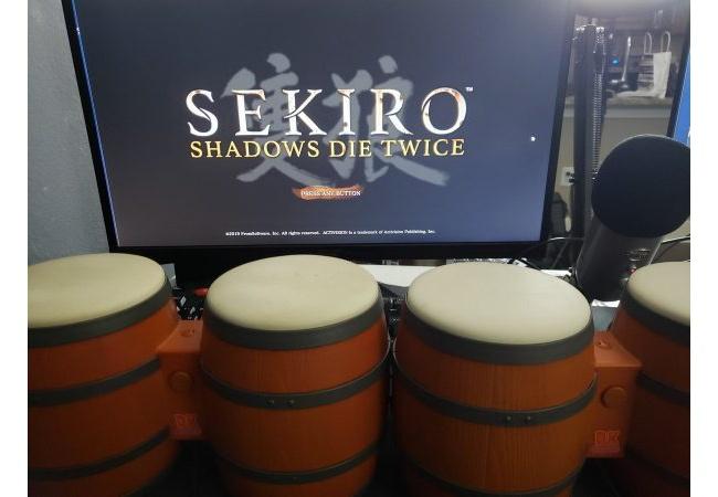 SEKIRO、タルコンガでクリアしてしまうwwwwwwwww